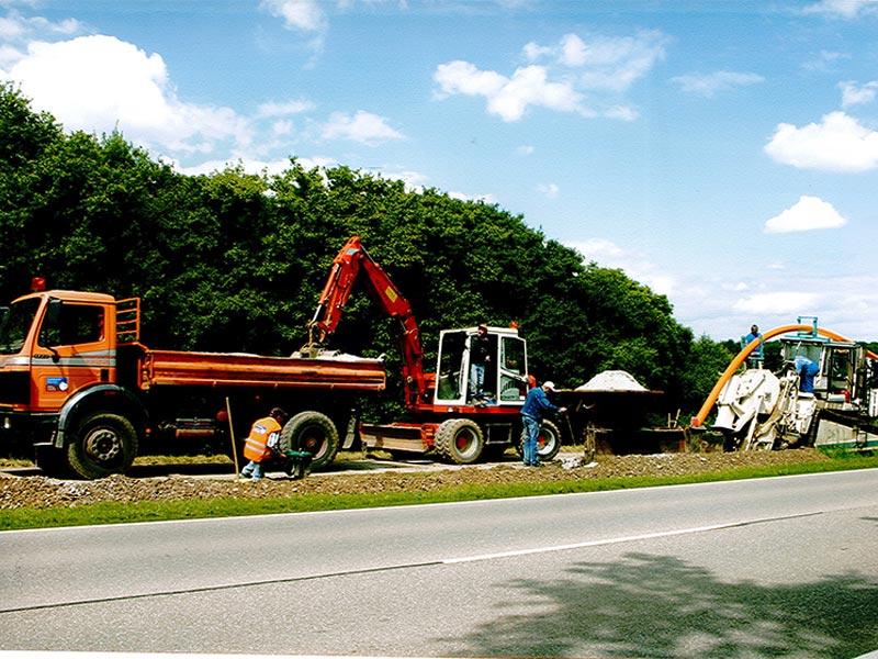 Gasleitung von Weißenhorn bis Vöhringen