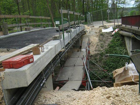 Schweißgrabenbrücke Elchingen