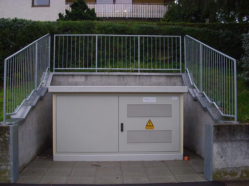 Kompaktstation